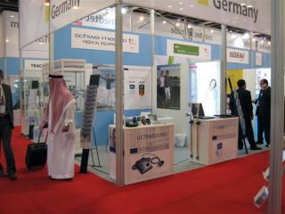 schwa-medico international messe dubai arab health