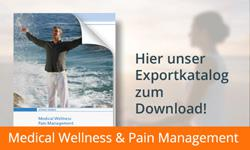 Exportkatalog - Medical Wellness & Pain Management